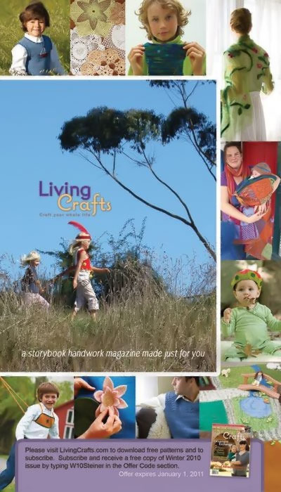 living crafts ad