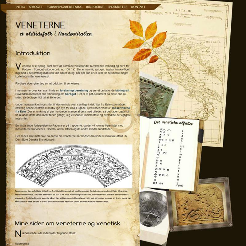Venetian language website