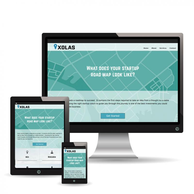 Xolas has a brand new responsive website